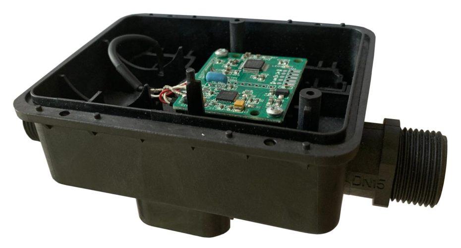 Image Ultrasonic Flow Sensing Module