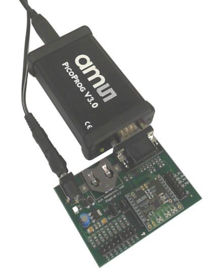 Image PCAP02 Evaluation Kit