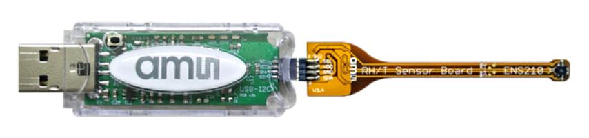 Image eval kit for ENS210